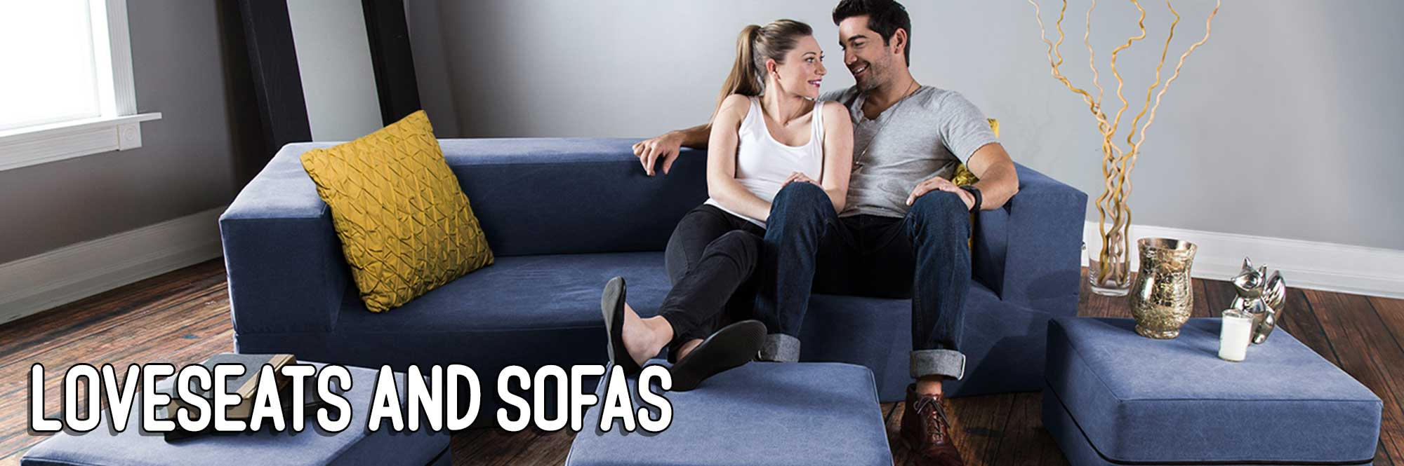 Loveseats & Sofas
