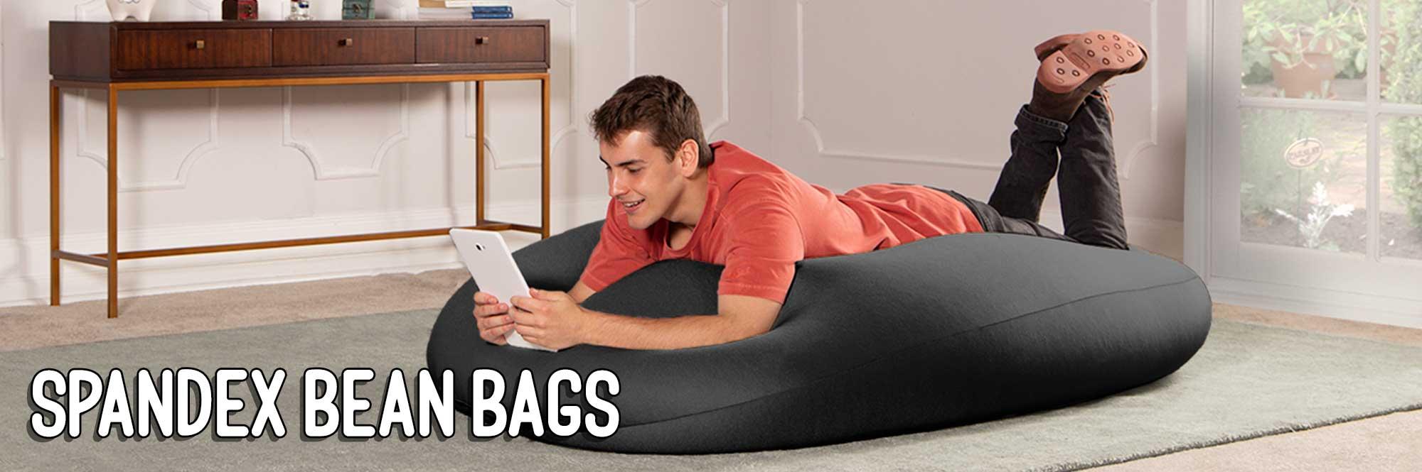 Spandex Bean Bags