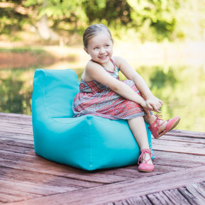 Kids outdoor bean bags