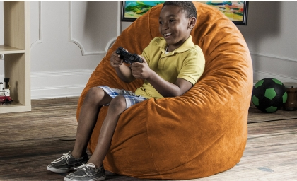 Cocoon 4' Kids Bean Bag