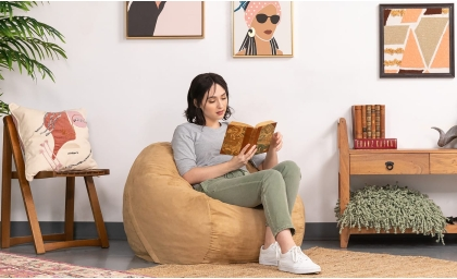 Saxx 3' Bean Bag Chair