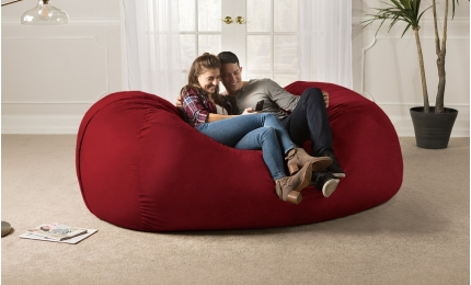 Sofa Saxx 7' Giant Bean Bag Lounger