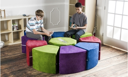Moz Octagon Seating System