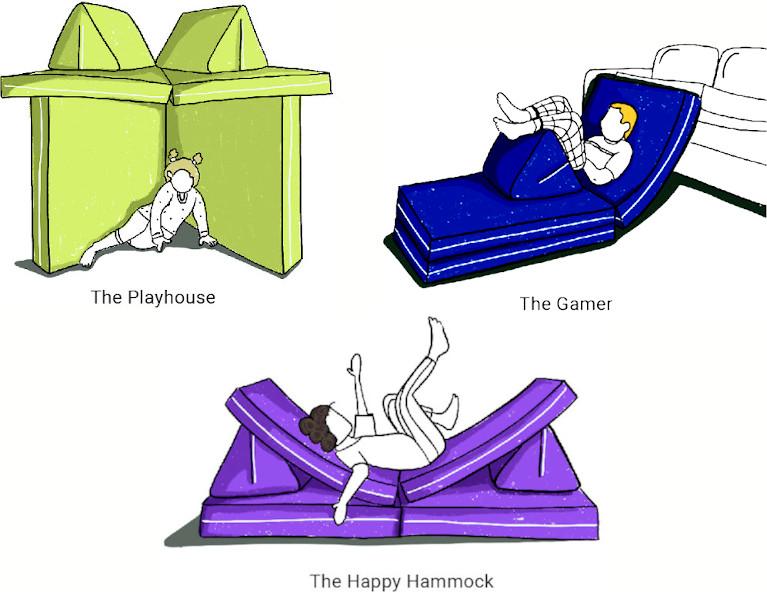 Jaxx Zipline Playscape Build Options