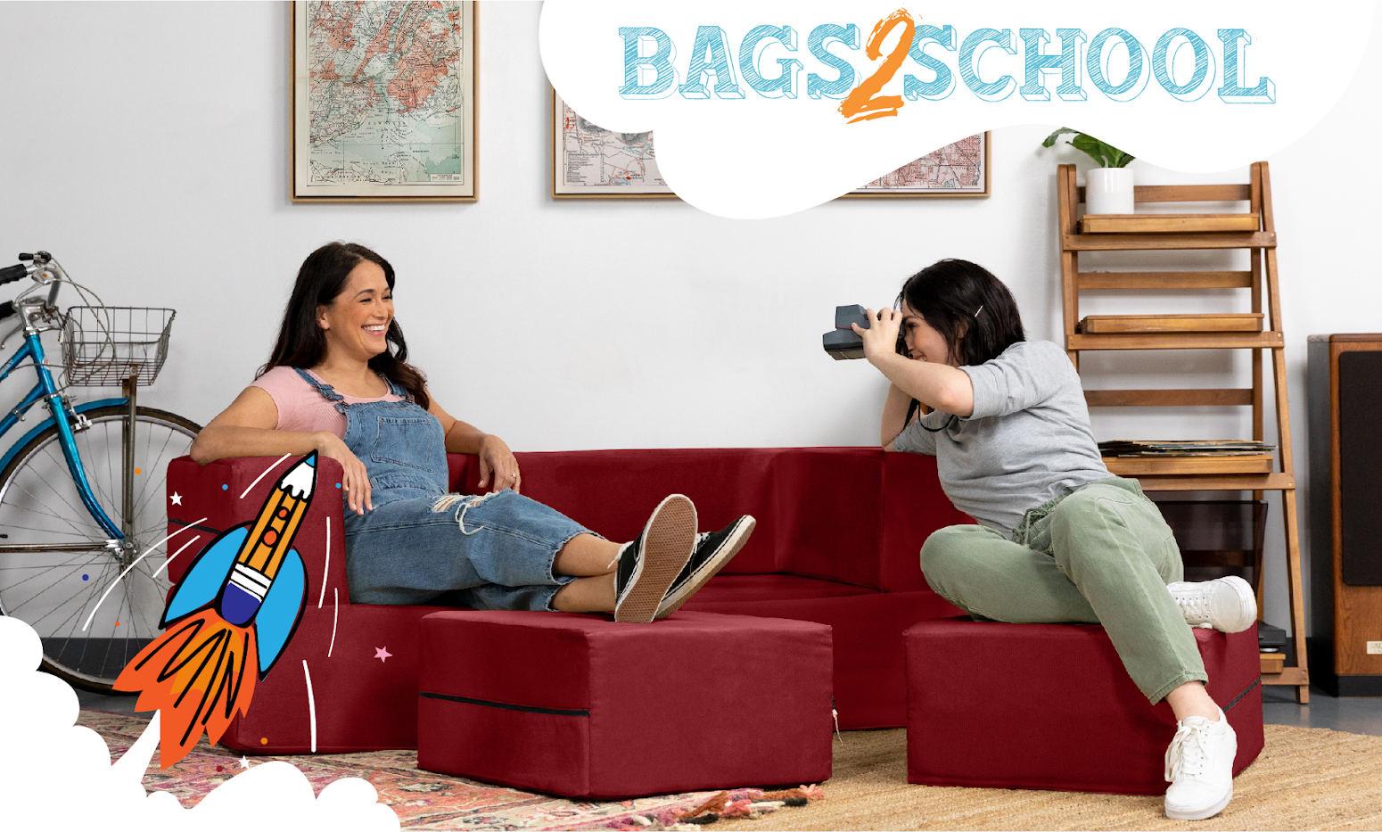 Bags 2 School | Shop the Jaxx Back to School Sale