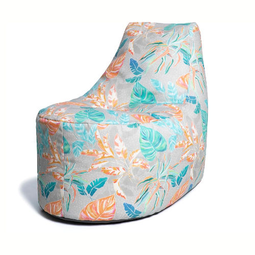 Tahitian Turquoise Bean Bag Collection | Juniper Outdoor chair